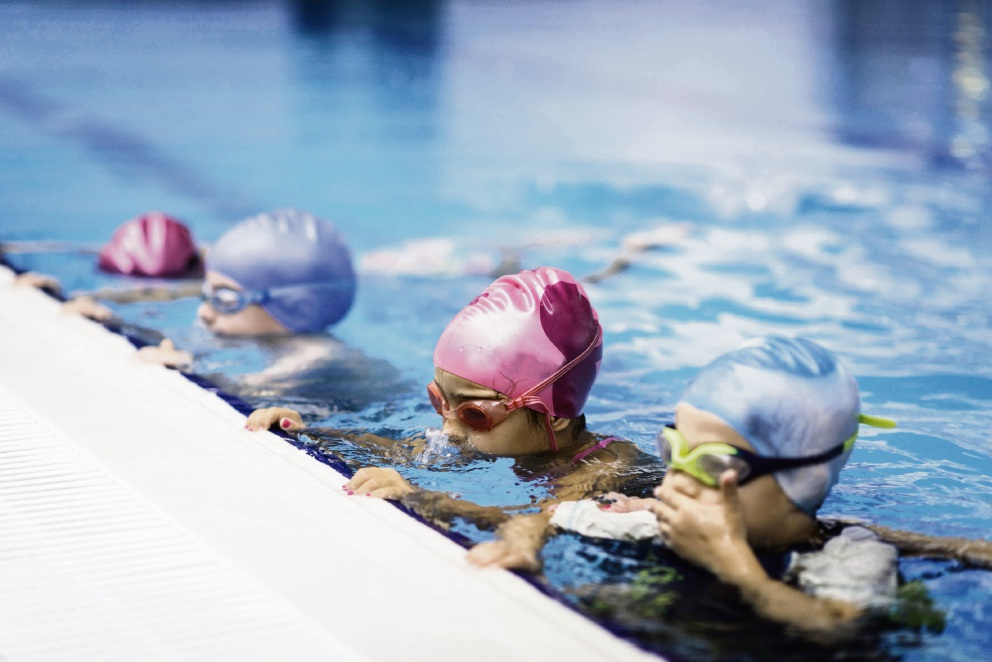 Research has shown sport is important for a child's wellbeing.