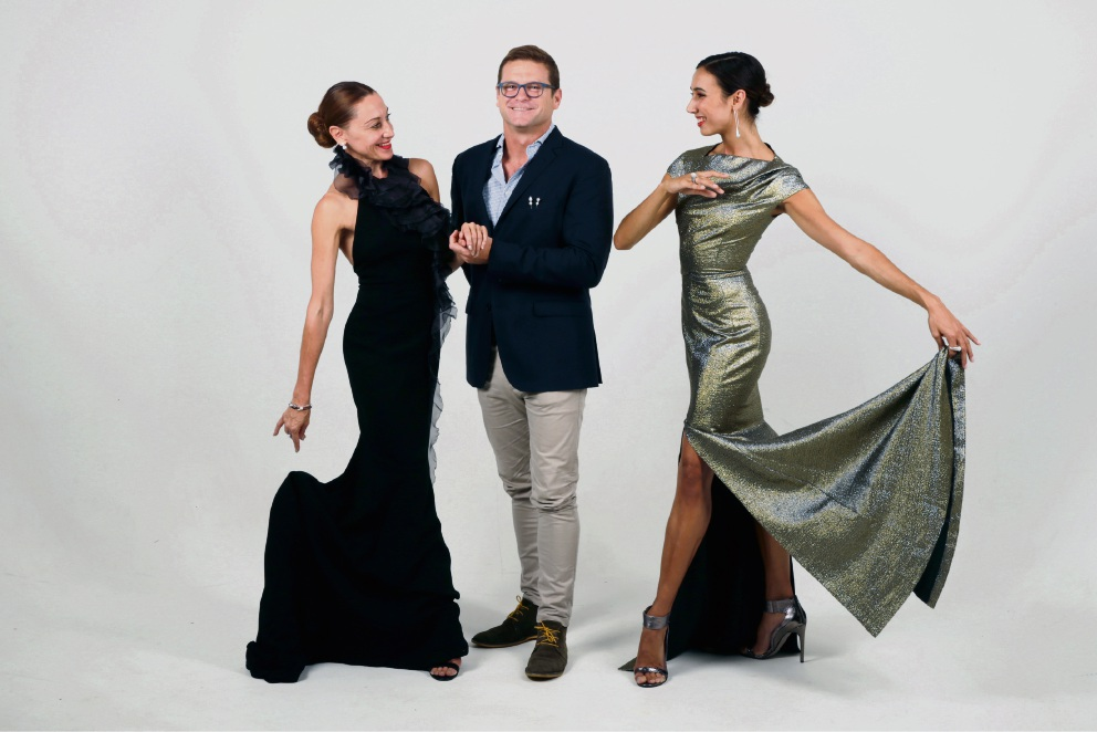 WA Ballet, Atlas Pearls and Perfumes and Aurelio Costarella have elegance all wrapped up