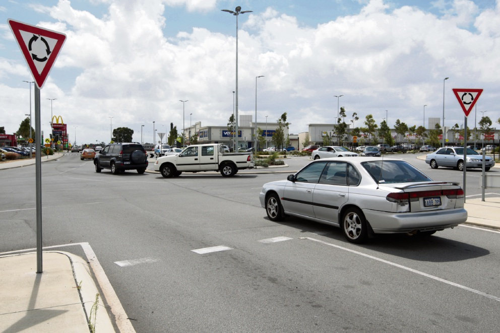Cockburn Gateway Shopping City's main access roundabout set for remedial works