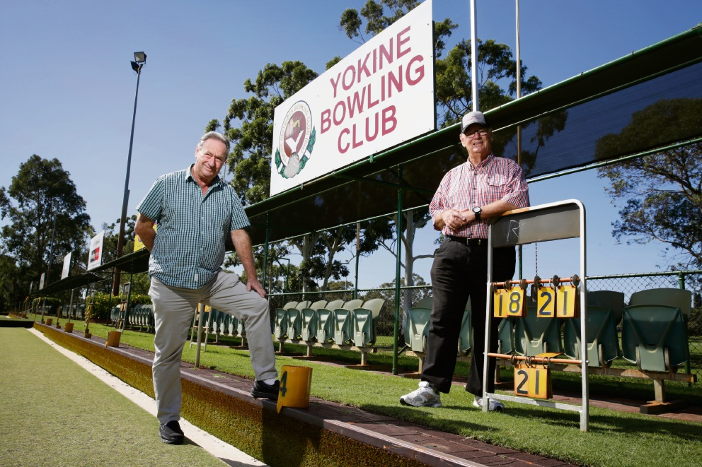 Yokine District Bowling Club saved
