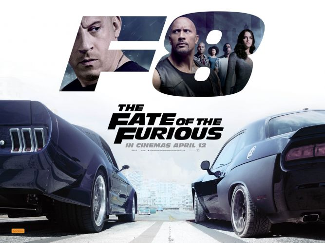 Win tickets to THE FATE OF THE FURIOUS