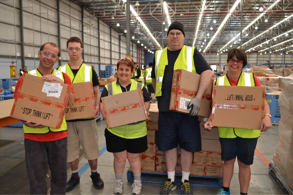 Out of the box idea activ unpacks for kmart community for Kmart shirts for employees