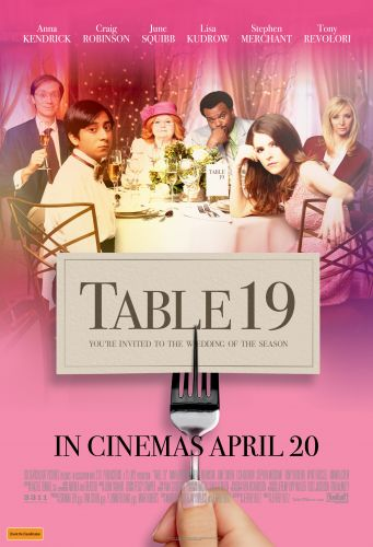 Win tickets to Table 19