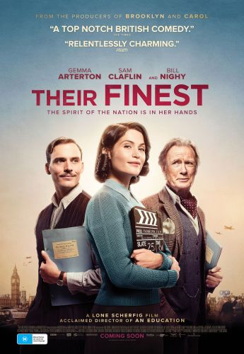 Win tickets to Their Finest
