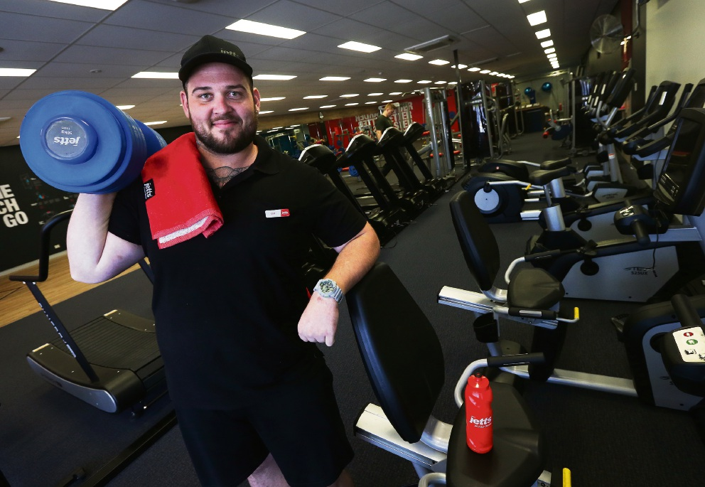 Former Biggest Loser contestant now helping others get healthy in Kwinana