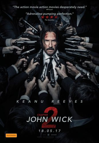 Win tickets to John Wick: Chapter 2