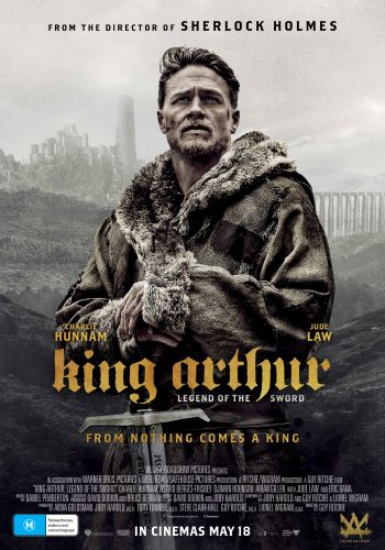 Win tickets to King Arthur: Legend of the Sword