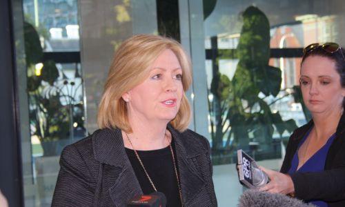 Perth Lord Mayor Lisa Scaffidi. Picture: Giovanni Torre