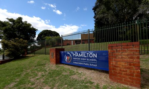 Hamilton Senior High School