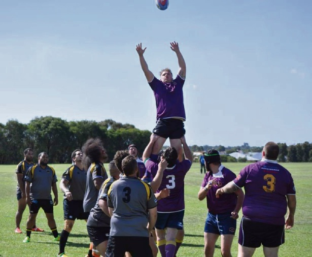 Rugby union: Rockingham claims gutsy 1-point win over Swan Suburbs