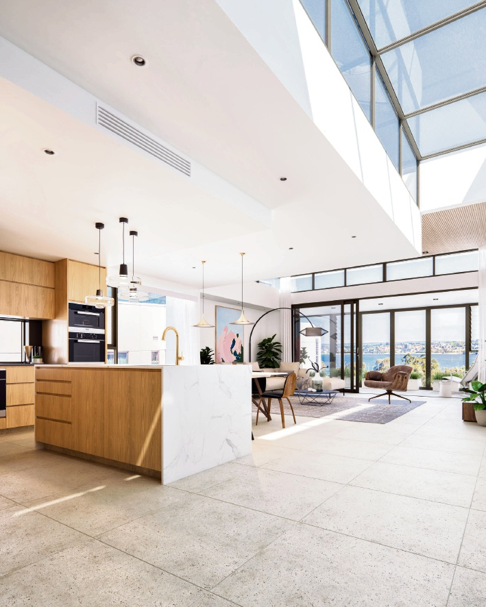 Halo on the Mount: buyers can view West Perth apartments from April 29
