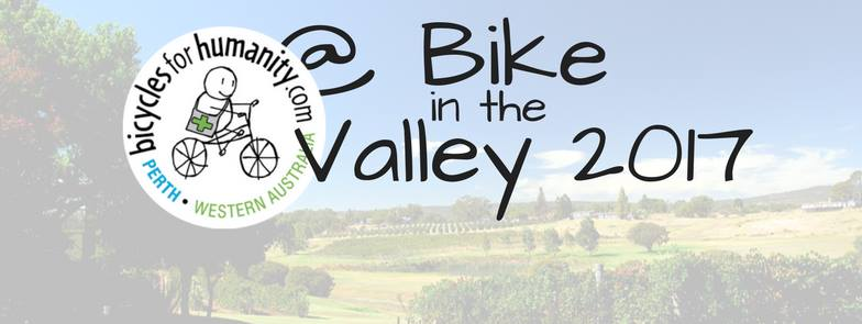 Bike in the Valley 2017 on this weekend in Swan Valley