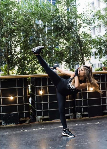 Jungle Body: Redcliffe dance classes help keep mum on her feet