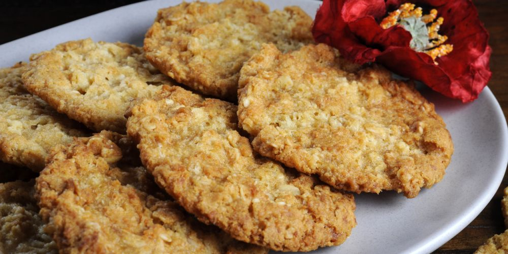 Anzac Biscuits are delicious - and easy to make. Photo: iStock