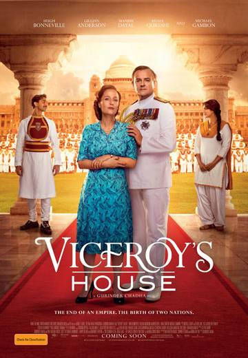 Win tickets to Viceroy's House