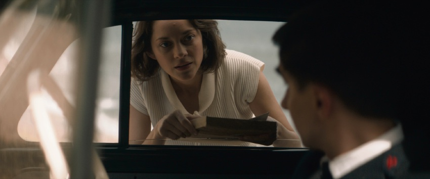 Marion Cotillard in From the Land of the Moon.