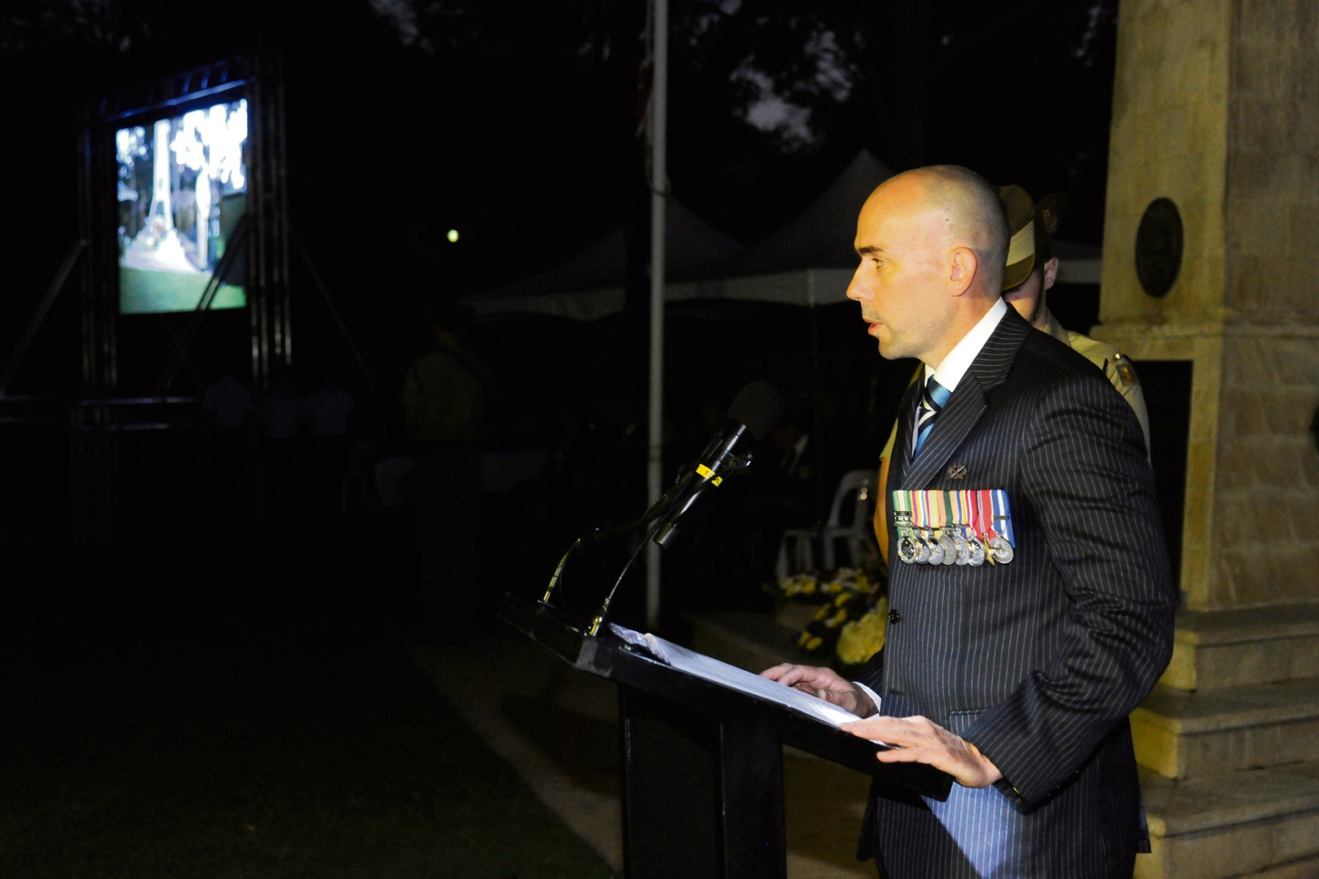 Joondalup And Ocean Reef Anzac Services See Thousands Pay