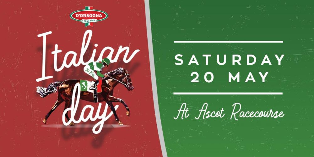 D'Orsogna Italian Raceday at Ascot