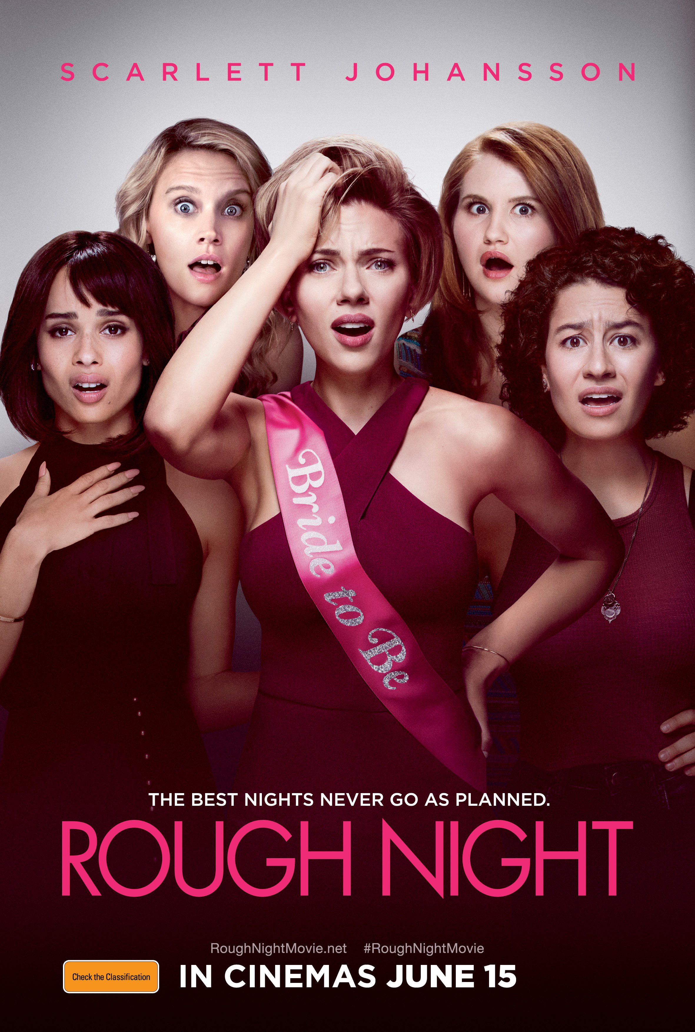 Win tickets to Rough Night
