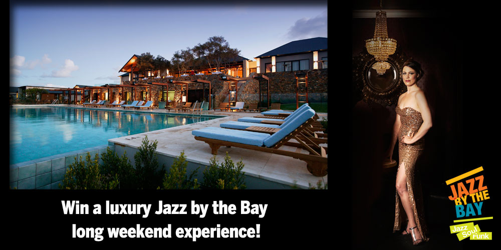 Win a luxury Jazz by the Bay long weekend experience!