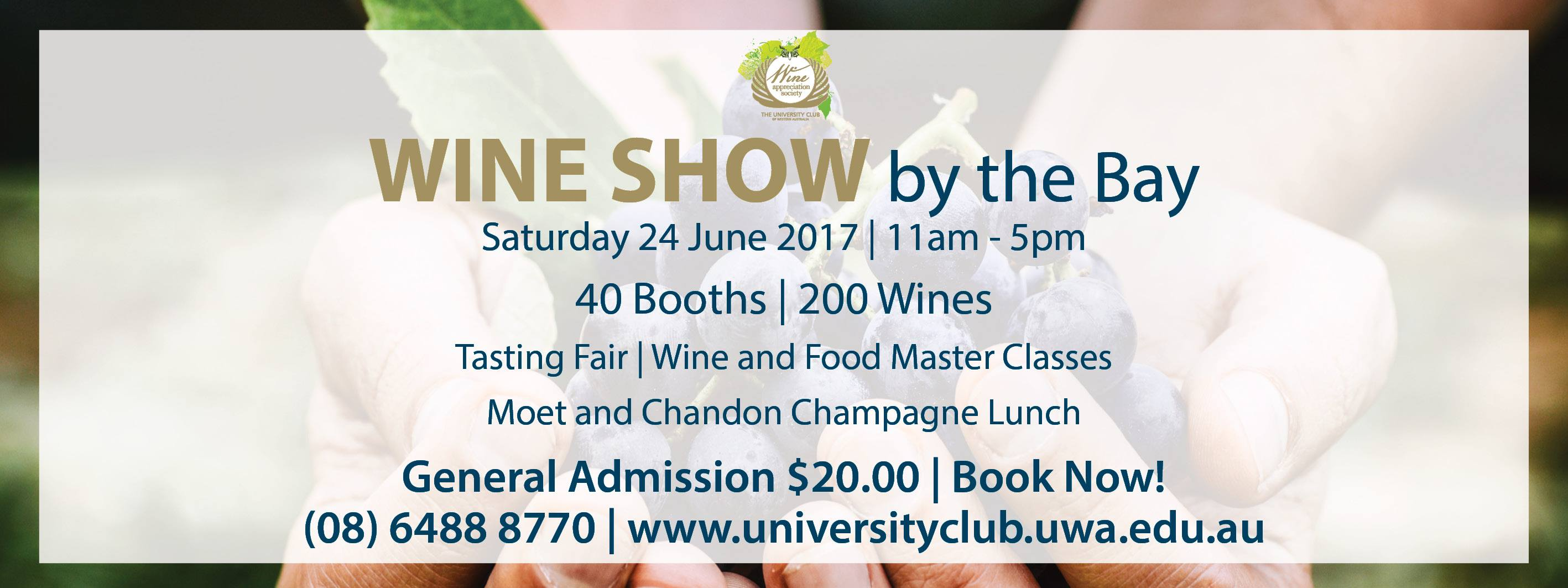 Wine Show By The Bay