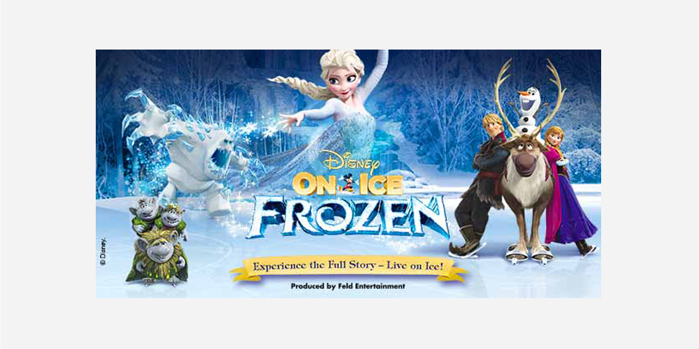 Win tickets to Disney On Ice presents Frozen