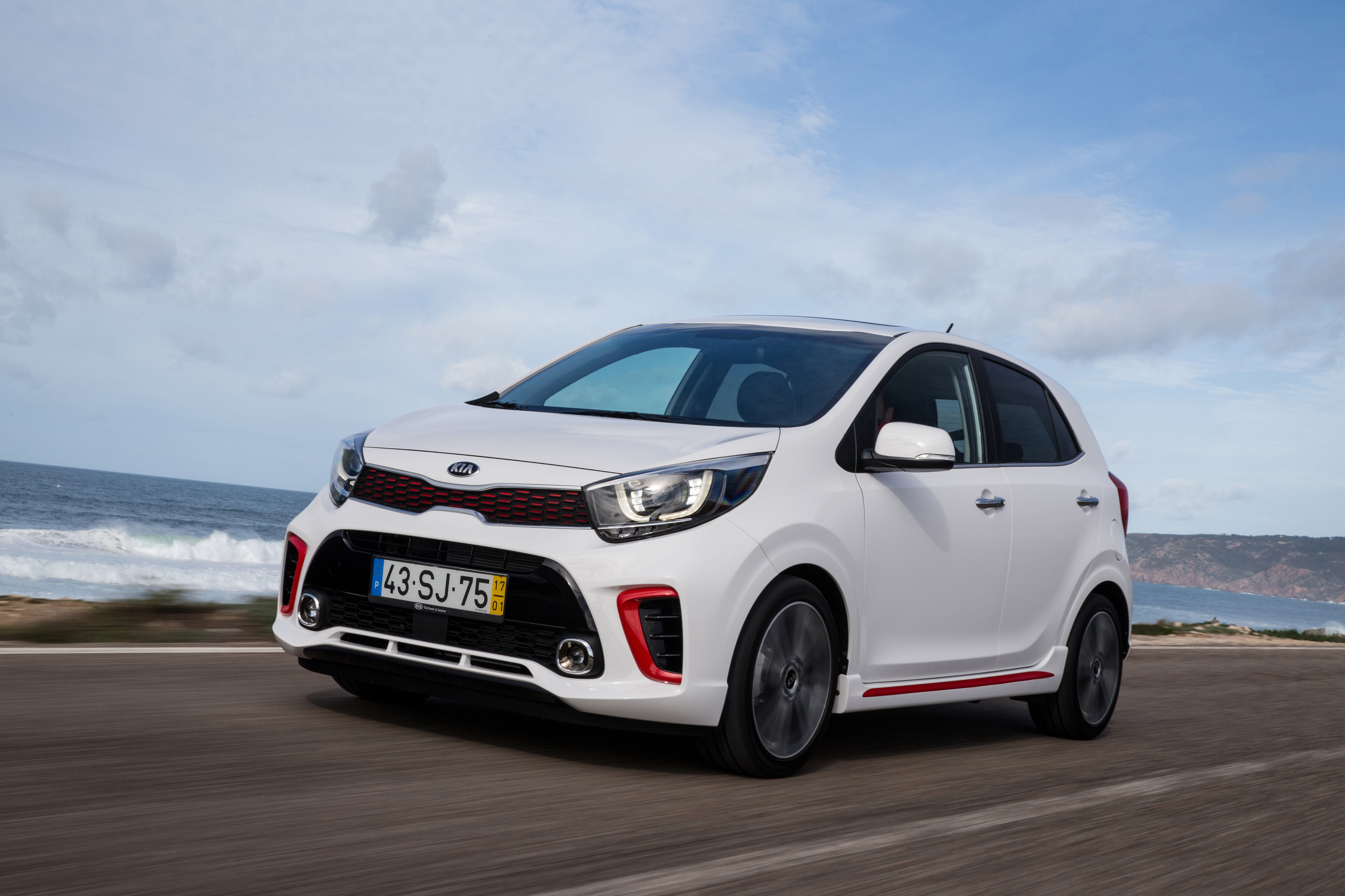 KIA's next generation Picanto the torque of the town