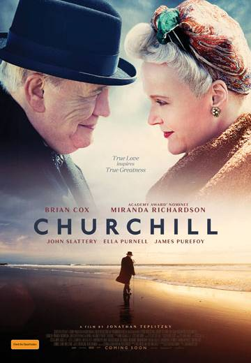 Win tickets to CHURCHILL