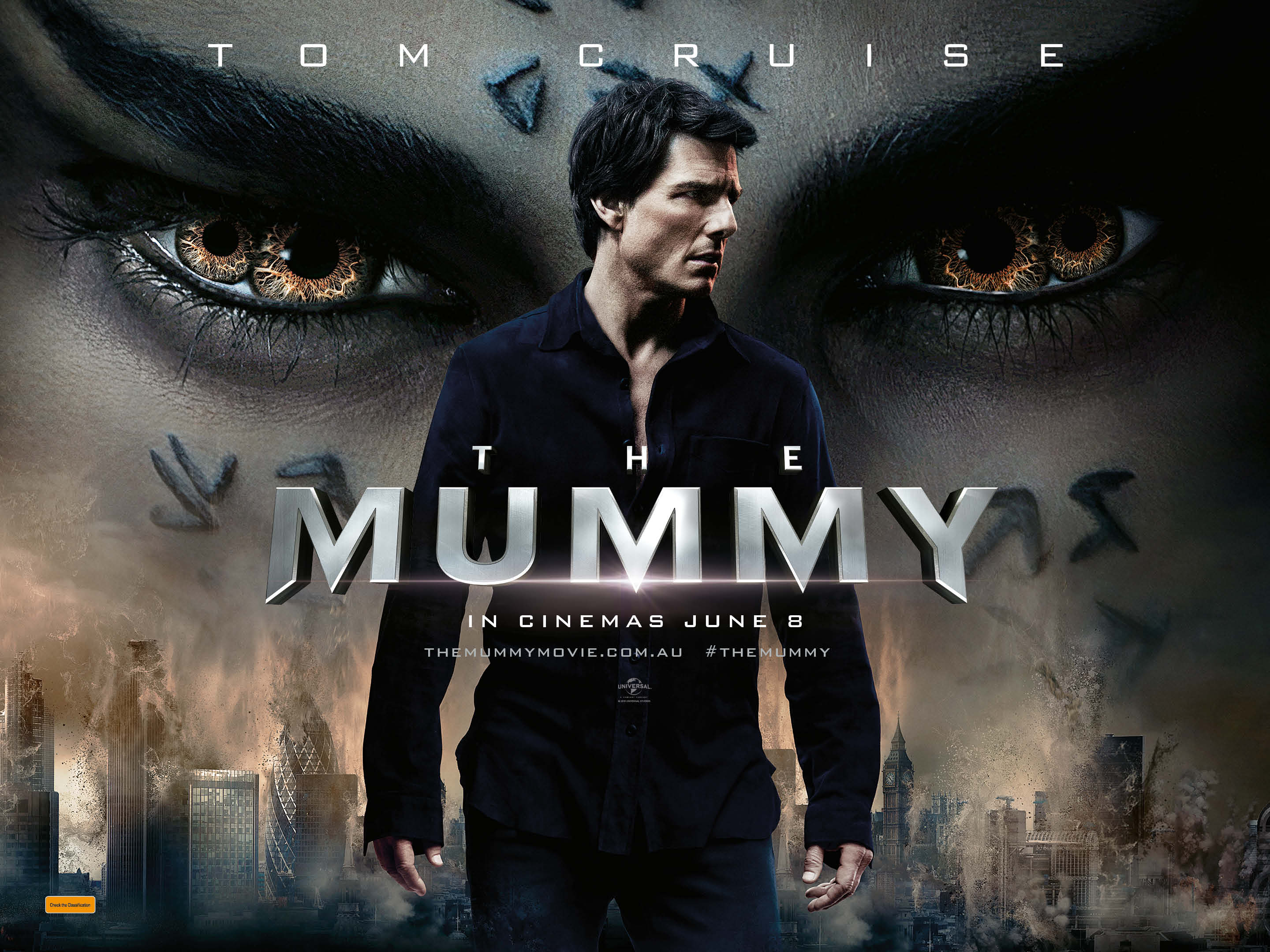 Win tickets to The Mummy