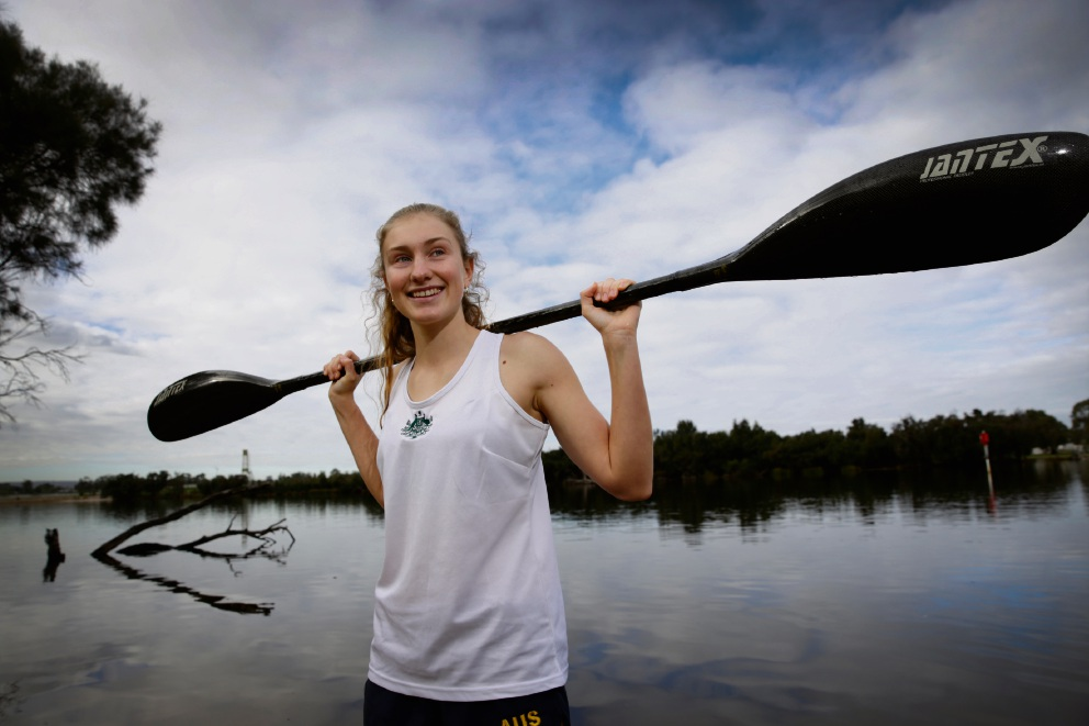 Bayswater kayaker has Olympic dream in mind