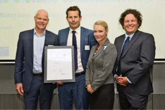 Eglinton: Allara estate developers recognised for water efficiency