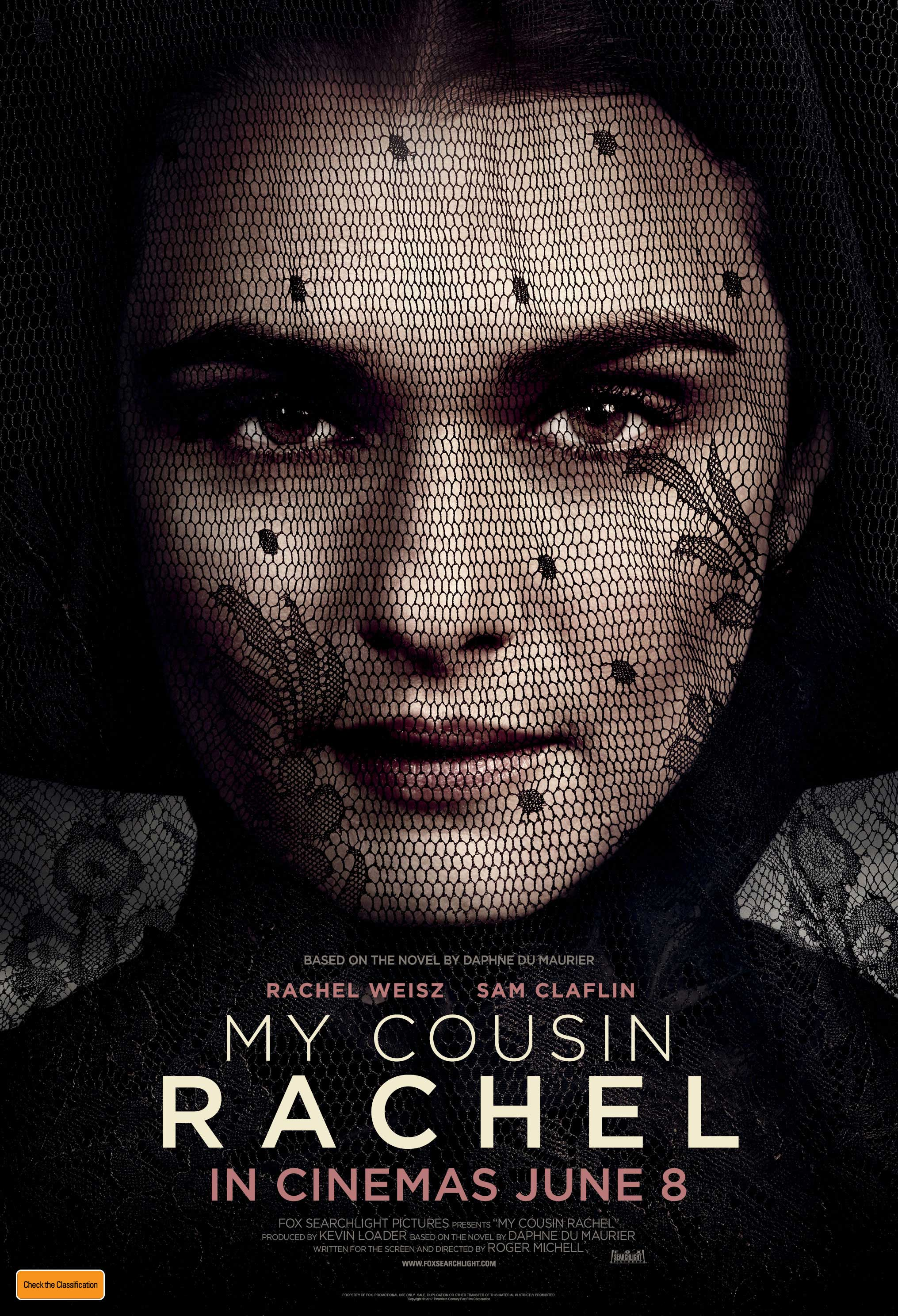 Win tickets to My Cousin Rachel