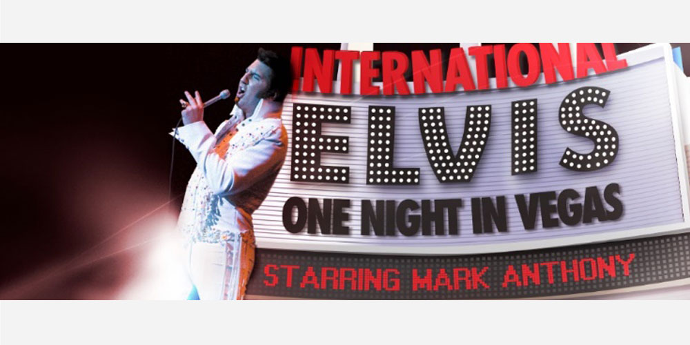 Win tickets to ELVIS – One Night In Vegas