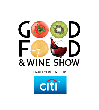 Win VIP tickets to the Good Food & Wine Show, presented by Citi