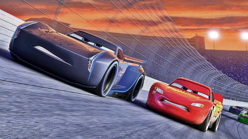 Cars 3.