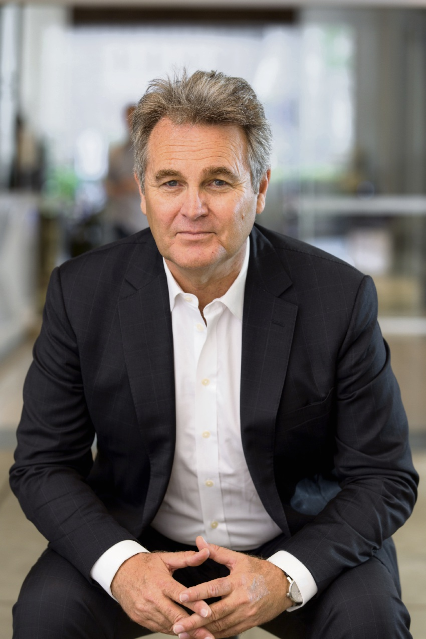 Demographer Bernard Salt