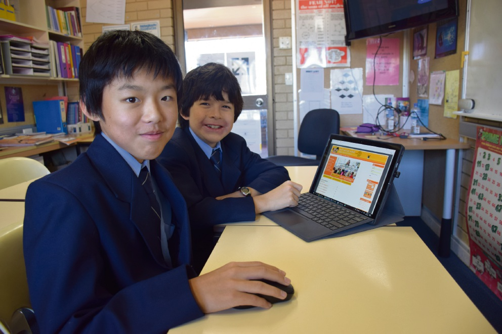 All Saints' College Year 7 maths students clean up in Have Sum Fun competition