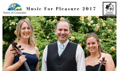 Music For Pleasure – A Chamber Musical Journey
