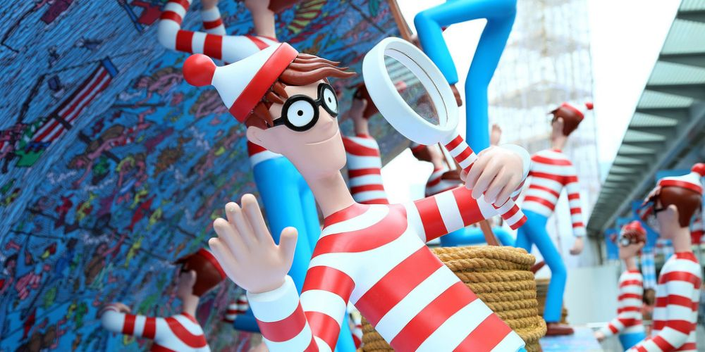 Lakeside Joondalup unveils exclusive Where's Wally? exhibition