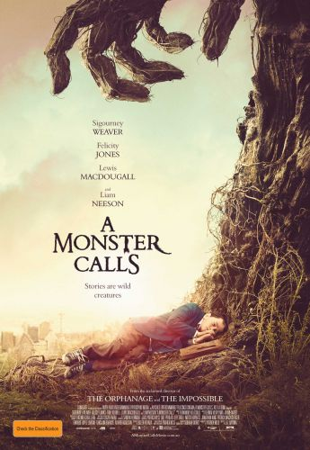 Win tickets to A Monster Calls
