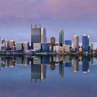 Perth's skyline. Picture: iStock