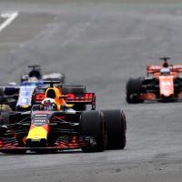 Daniel Ricciardo. Picture: Mark Thompson/Getty Images