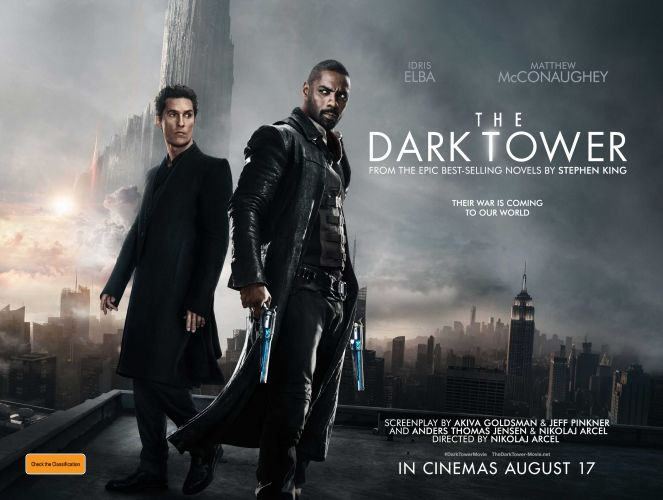 Win tickets to The Dark Tower