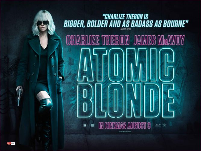 Win tickets to Atomic Blonde