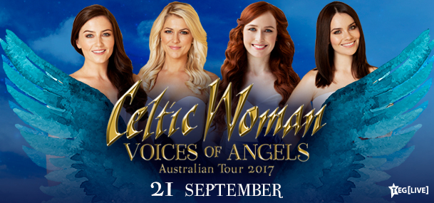 Win tickets to Celtic Woman: Voices of Angels Tour