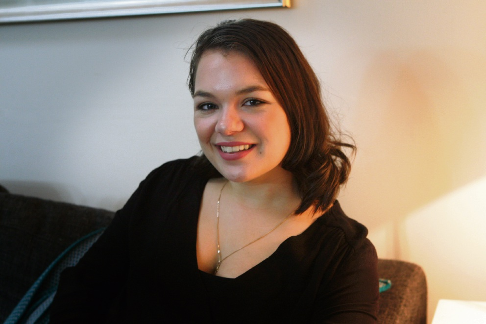 Nardine Burgess is a finalist in the WA Vocational Student of the Year Award.