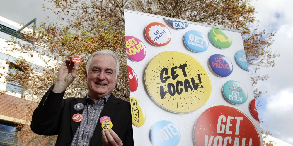 City of Swan CEO Mike Foley says to get vocal at your local.