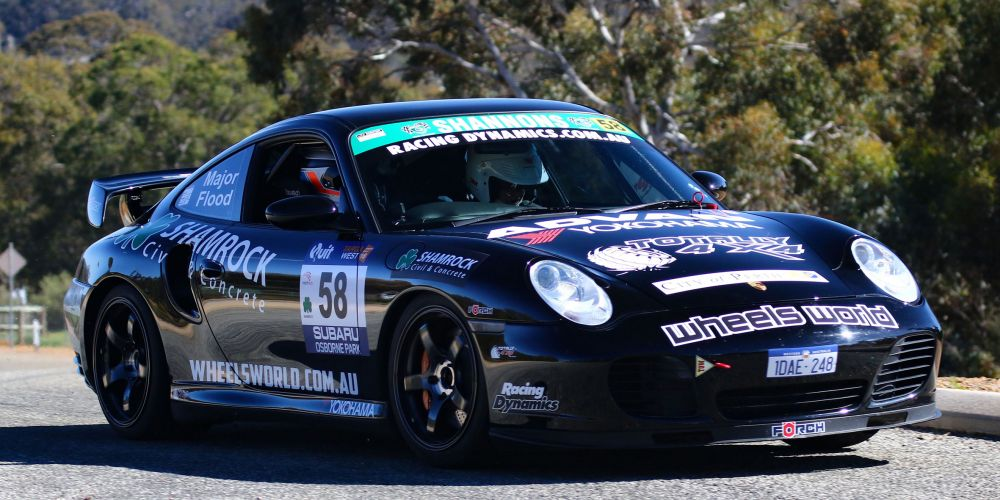 Wembley resident Peter Major wants to go out in glory by winning this year's Targa West.