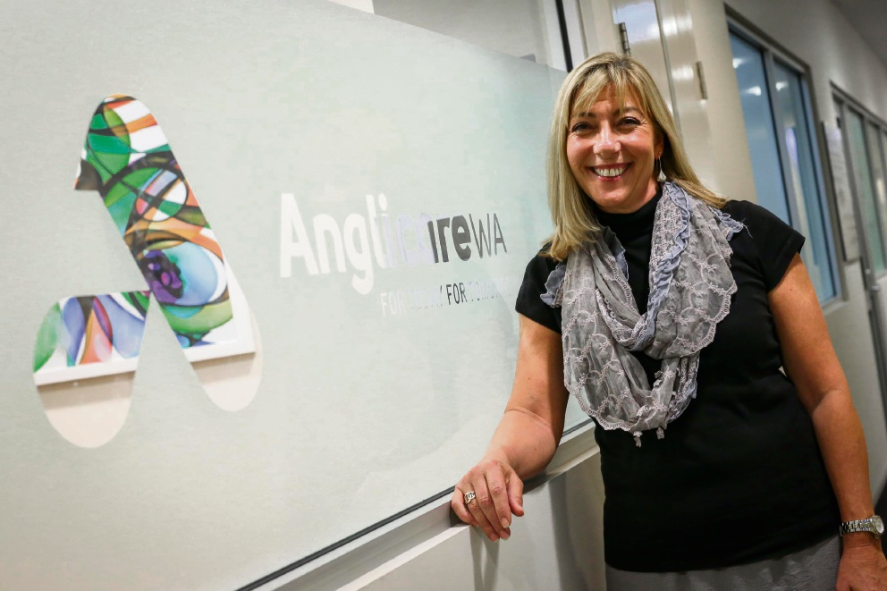 Anglicare's Linda Jenkins is on a mission to educate the public about the many faces of homelessness.