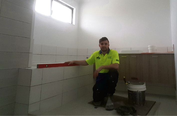 Clarkson apprentice Lewis Deakin is competing in the WorldSkills WA regional event this month